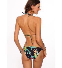 Tropical Triangle Bikini