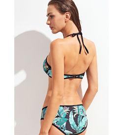 Tropical Halter Bikini