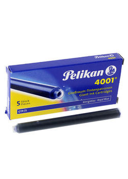 Pelikan Ink Cartridge Blue Tp5