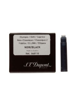 S.T. Dupont Ink Cartridges Black 9245