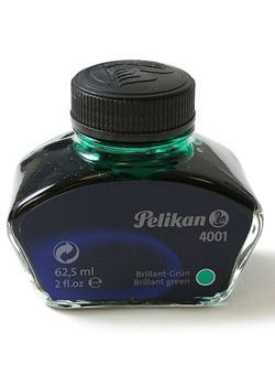Pelikan Ink Bottle Green 62.5 Ml 4001