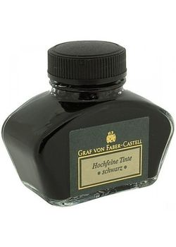 Faber-Castell Ink Bottle Black 62.5 Ml