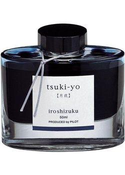 Pilot Ink Bottle 50-Ty Tuski-Yo 50 Ml Midnight Blue