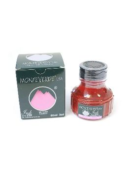 Monteverde G 308 Pk 90 Ml Ink Bottle Pink