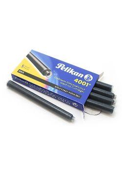 Pelikan Ink Cartridge Black Set Of 5 Tp5