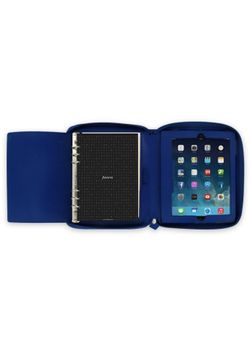 Filofax Pennybridge 829855 Cobalt Blue A5 Ipad Mini Case