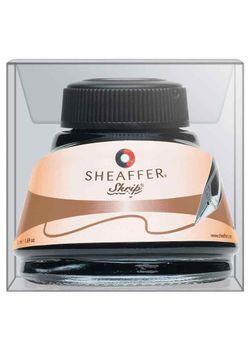 Sheaffer Ink Bottle Skrip 50 Ml Brown