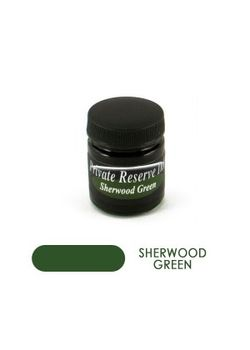 Private Reserve Inks Ink Bottle 04-Shg 60 Ml Sherwood Green