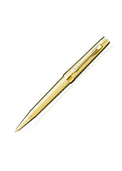 Parker Premium Ball Pen Gold Chisell Premier