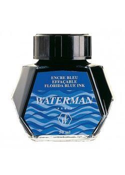 Waterman Ink Bottle 50 Ml Florida Blue