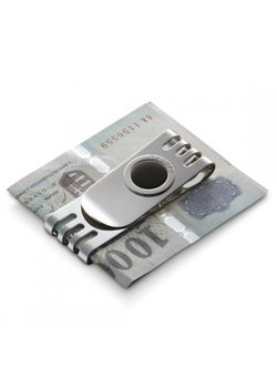 Dalvey Money Clip 629 Onyx
