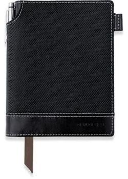 Cross Journal Black Textured Ac249-1S