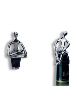 Mukul Goyal Perched Relaxed Bottle Stopper