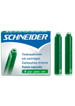 Schneider Ink Cartridge Green