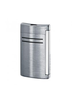 S T Dupont Lighter Maxijet Matt Grey