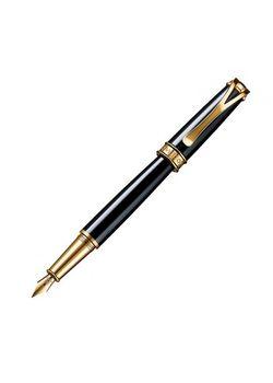 Davidoff Fountain Pen 10053 Very Zino 18Kt Gold - Medium Nib