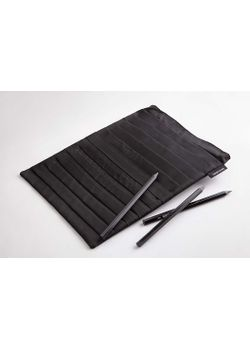 Rubberband Docket Black Docket Large