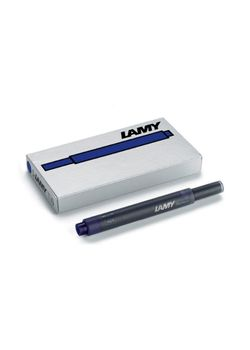 Lamy Ink Cartridge T 10 Blue Black Large