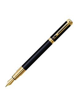 Waterman Fountain Pen Perspective Black GT