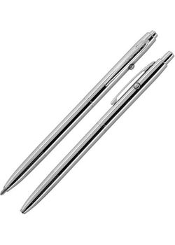 Fisher Space Ball Pen Shuttle CH4 Austronut Chrome