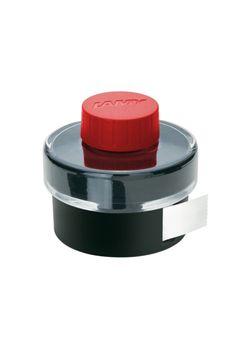 Lamy Ink Bottle T 52 50 Ml Red