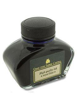 Graf Von Faber-Castell Ink Bottle 148701 62.5 Ml Blue