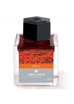 Caran D' Ache Ink Bottle 30 Ml Orange Saffron