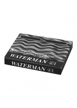 Waterman Ink Cartridge Black