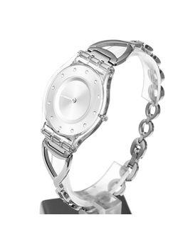 Swatch Ladies Watch Sfk371G Skin Winded Up