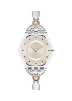 Swatch Ladies Watch Sfk376G Skin Salmon Pearls