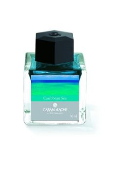 Caran D' Ache Ink Bottle Turquoise Blue 30Ml