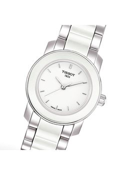 Tissot Ladies Watch T0642102201100 T Trend