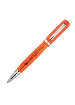 Monteverde Roller Ball Pen Artista Crystal MV26920 Orange