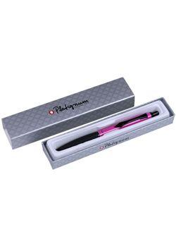 Platignum Ball Pen No 9 Carnaby 50433 Pink