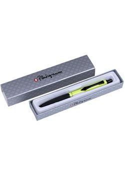 Platignum Ball Pen No 9 Carnaby 50430 Yellow