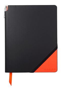 Cross Journal Jotzone AC273-1 Large With pen Black and Orange