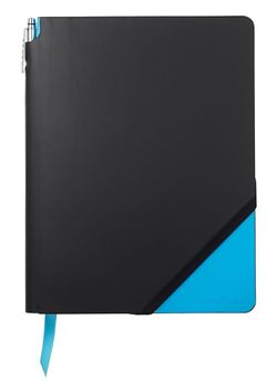 Cross Journal Jotzone AC273-3 Large With pen Black and Bright Blue