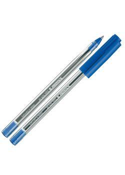 Schneider Ball Pen  Stick Top  150603 Medium Blue