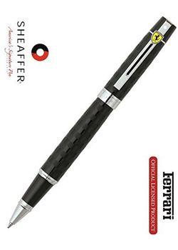 Sheaffer Roller Ball Pen Ferrari 300 Series 9518 Lacquer Black