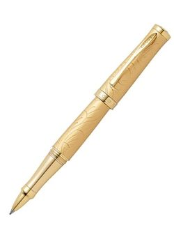 Cross Roller Ball Pen Year of Goat AT0315-20 2015 Special Edition 23KT Gold Plated