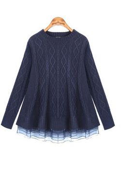 A- Line Pullover