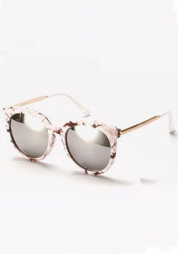 Multicolored Girly Sunglasses