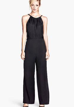 Black Evening Jumpsuit