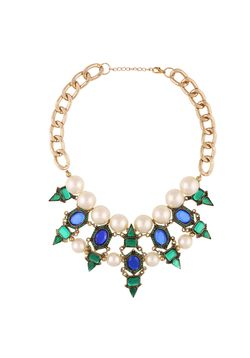 Princess Emerald Necklace