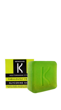 FABULOUSLY FRESH - GLYCERINE SOAP - 50 GM