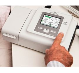 Philips Respironics BiPAP A40 ON RENT