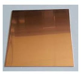 0.1mm thickness Berriliyum copper sheets