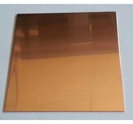 4mm thickness copper sheets