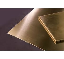 1mm thickness Brass sheets