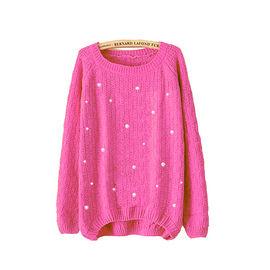 Pink Pearl Sweater